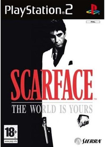 ps2 scarface used