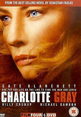 Charlotte Gray DVD 2002 Used Good DVD