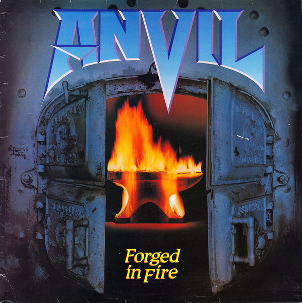 Anvil Forged in fire