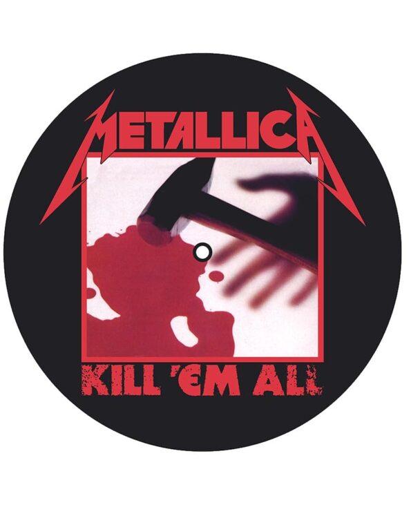 Metallica Slipmat