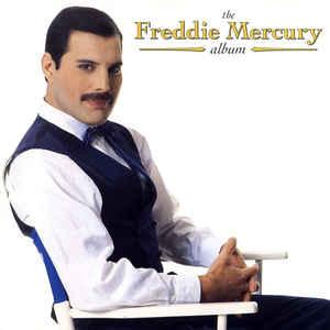 the freddy mercury album