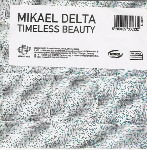 mikael delta timelss beauty