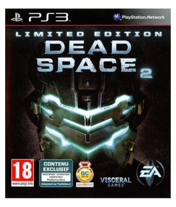 dead space 2 limited edition ps3 games used μεταχειρισμένο
