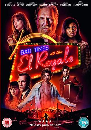 bad times el royal dvd