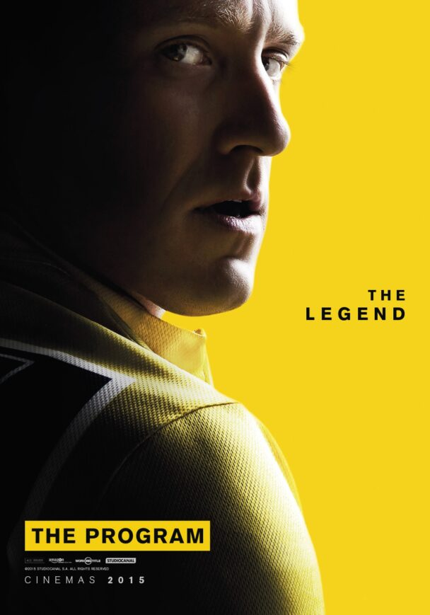 Lance Armstrong posterB