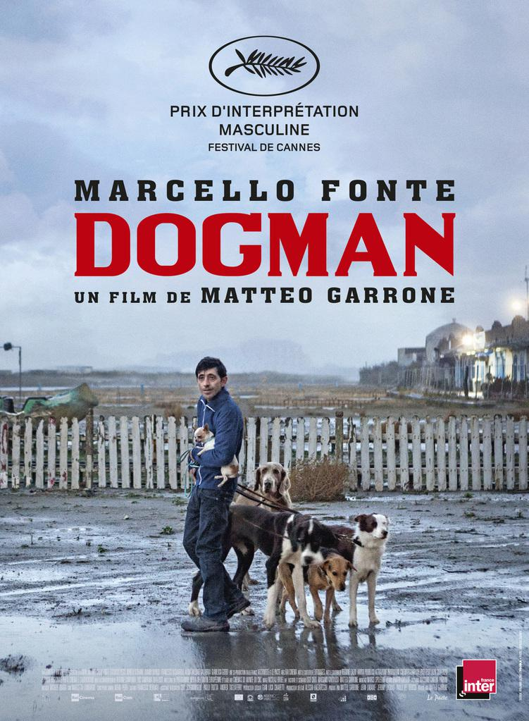 Dogman DVD Movie