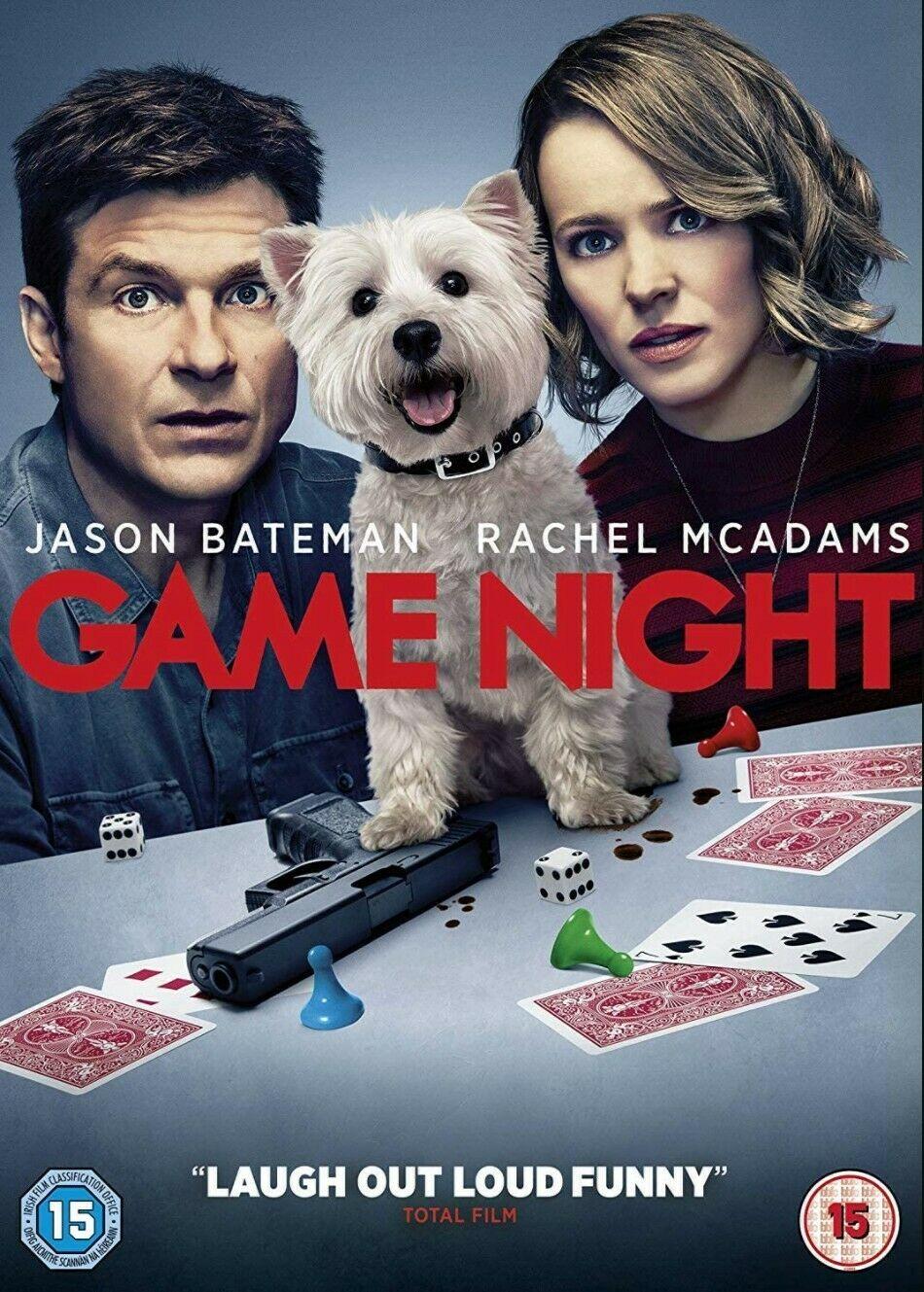 Game Night DVD Movie