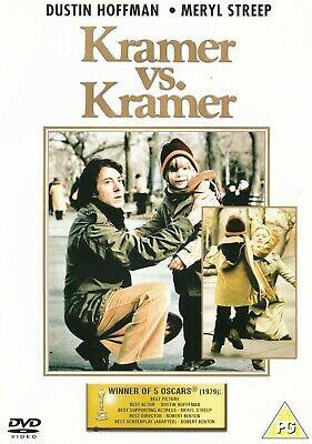 Kramer VS Kramer Dustin Hoffman Meryl Streep