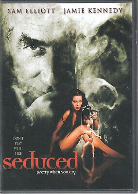 SEDUCED Pretty When You Cry DVD 2010 R1