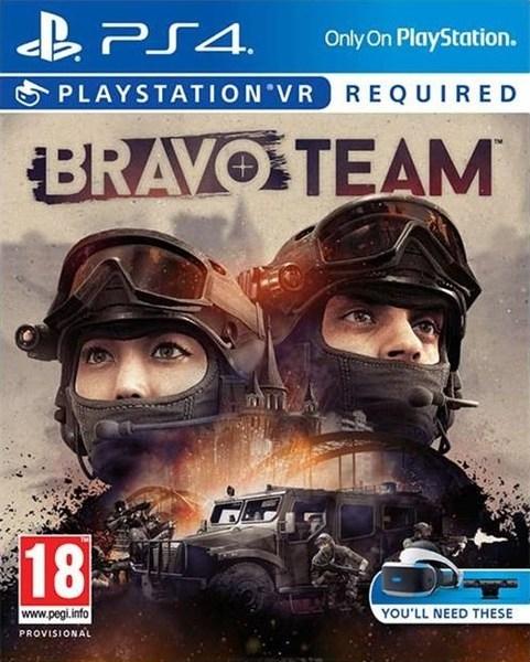bravo team ps4 spain cover
