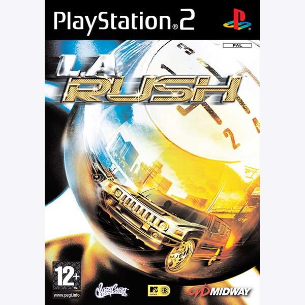 la rush ps2 game