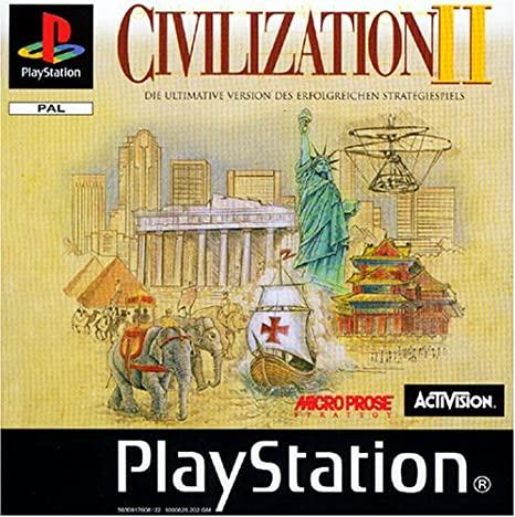 CIVILIZATION 2 PS1