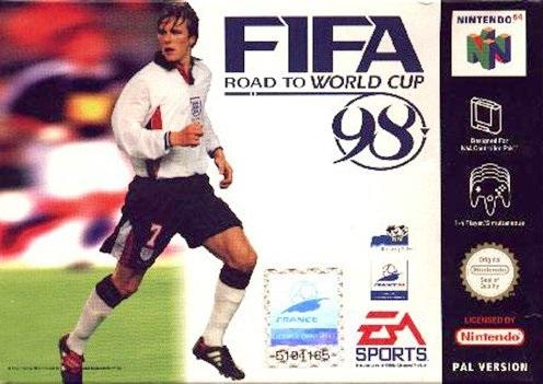 FIFA N64