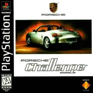 PORCHE CHALLENGE PS1