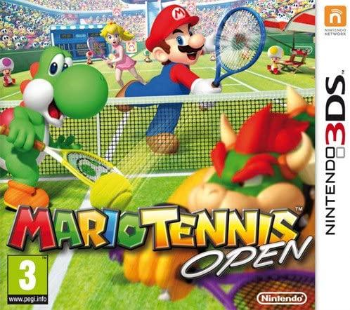 mario tennis 3ds