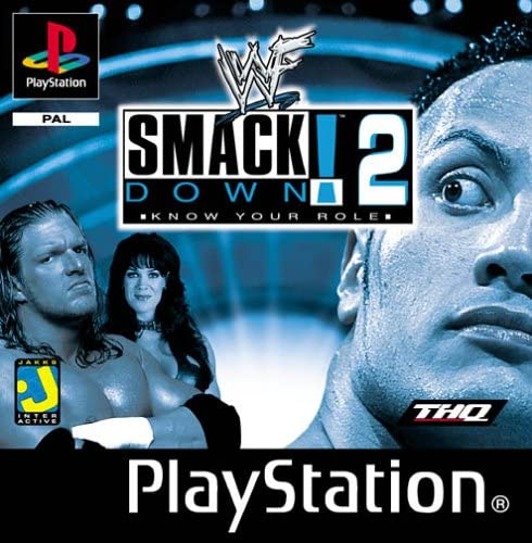 smackdown 2 ps1