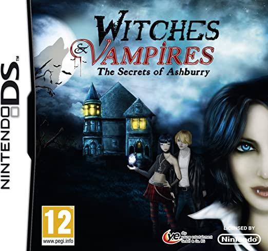 witches vampires ds