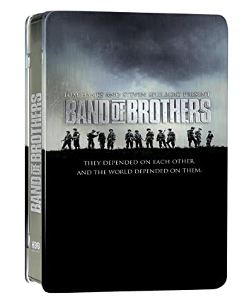 Band Of Brothers (6xDVD, Steelbook Used)