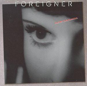 Foreigner - Inside Information