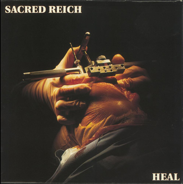 Sacred Reich - Heal