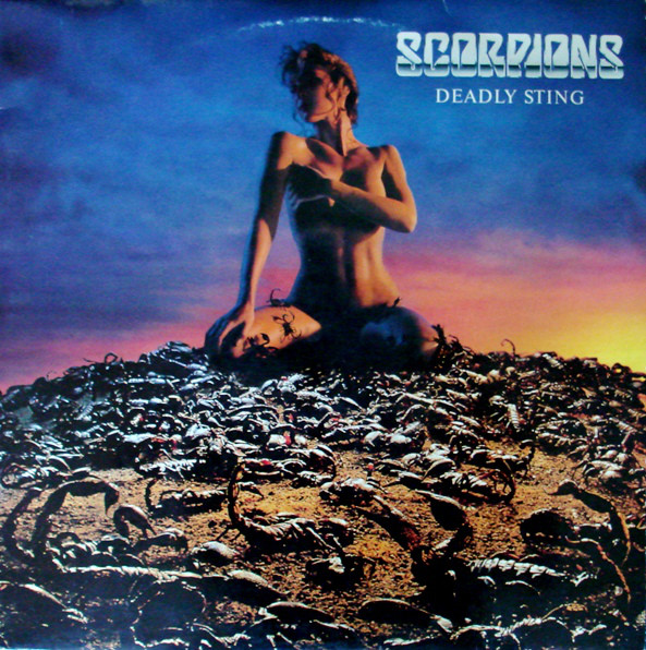 Scorpions - Deadly Sting