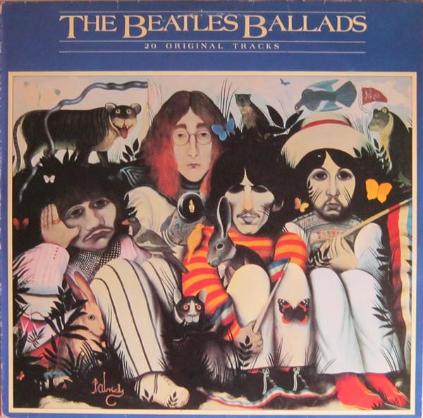 The Beatles - The Beatles Ballads (20 Original Tracks)