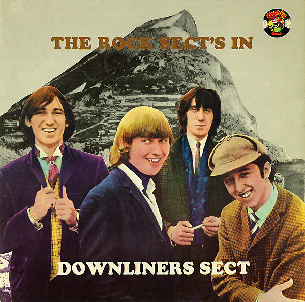 Downliners Sect - The Rock Sect's In