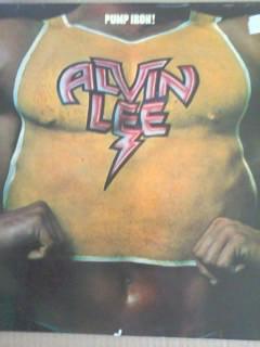 Alvin Lee - Pump Iron!