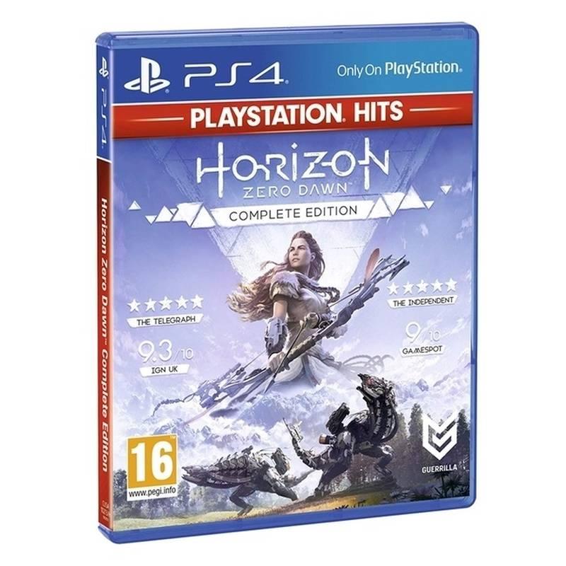 Horizon Zero Dawn Comlete Edition (PS4, Used)